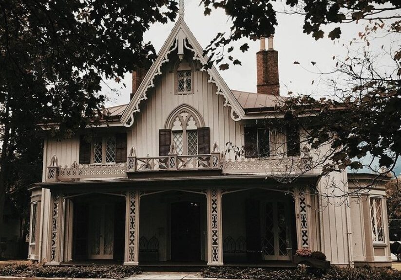 THE HAUNTED MANSION OF WASILLA