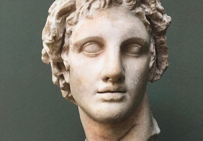 WAS ALEXANDER THE GREAT POSSESSED BY A DEMON?